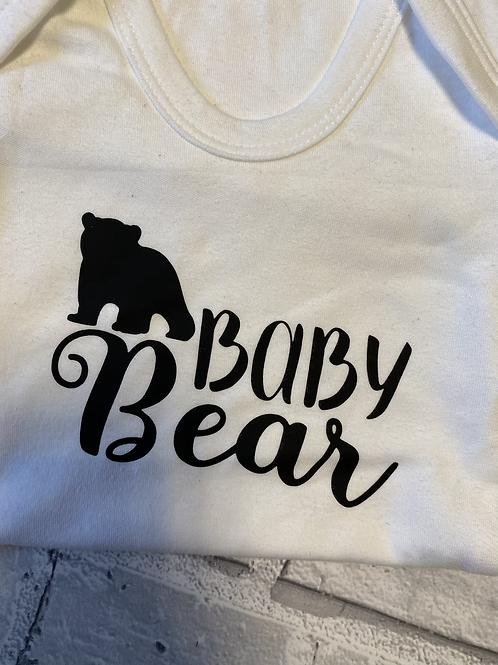 Baby Bear Vest - 0-3m