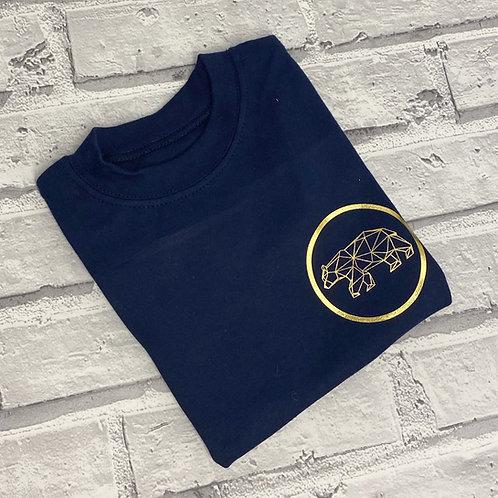 Little Bear Logo T-Shirt