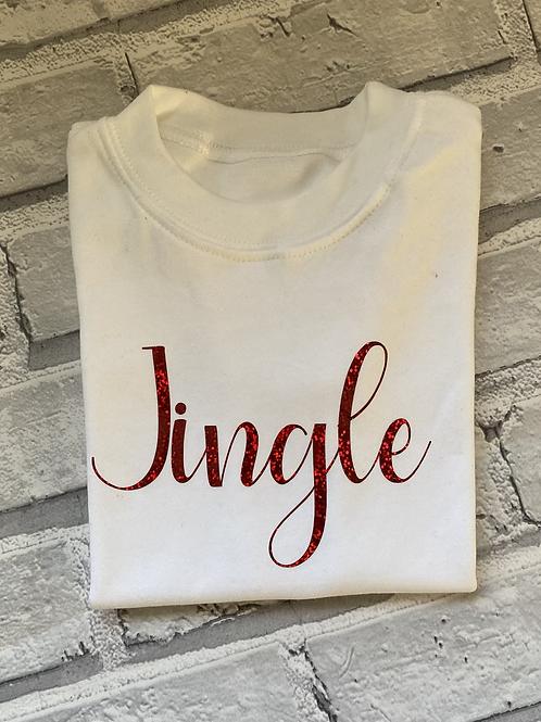 Jingle T-Shirt 1-2y