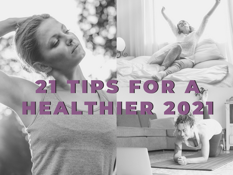 21 Tips For A Healthier 2021, From A Fitness Pro