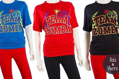 Team Zumba T-Shirt