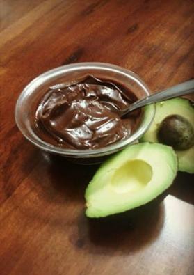 Andrea's Chocolate Avocado Pudding