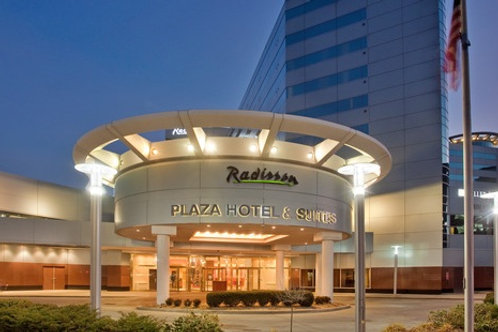 1 Night Stay at the Radisson