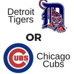 Detriot Lions or Chicago Cubs Tickets for 2