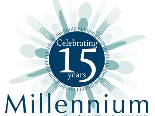 Millenium Restaurant Gift Card