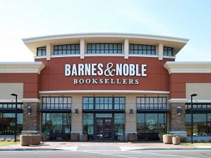 $50 Barnes and Noble Gift Card
