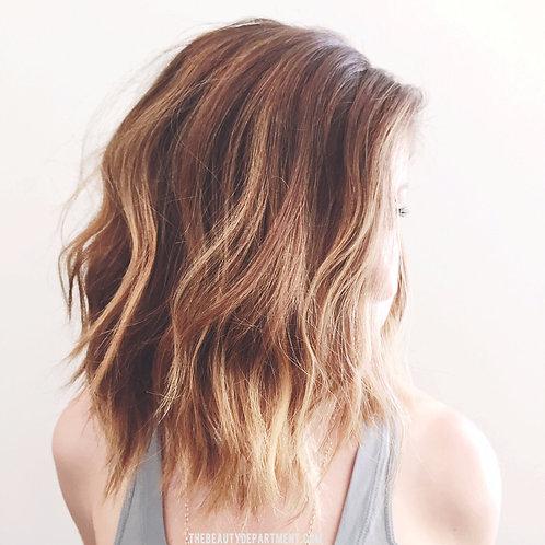 Hair Color, Cut, & Style