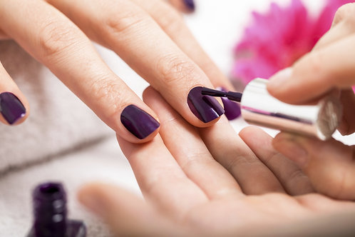 $30 Manicure or Pedicure Gift Card