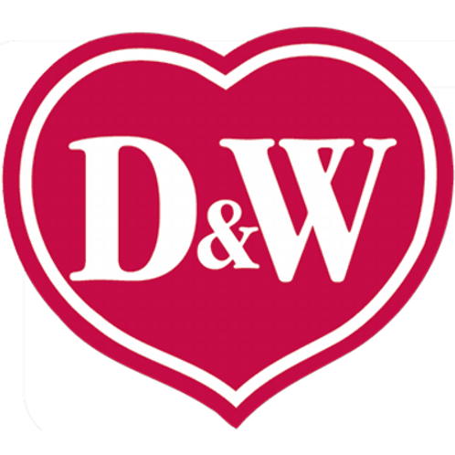 $25 D&W Fresh Market Gift Card