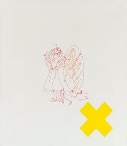 Cendrillon, 1992, 24x21po