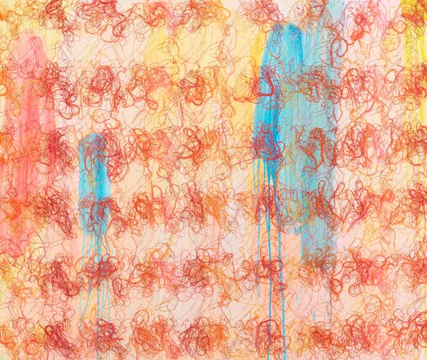 Unfriending Camelia, 2011, 58x69