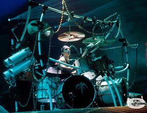 SR- BEST EMPIRE TOUR 1991 LIVE DRUM PHOT