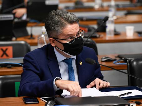 Senador Alessandro apoia criação de CPI do orçamento secreto
