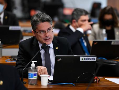Alessandro Vieira é o primeiro senador a conquistar o Selo da Integridade