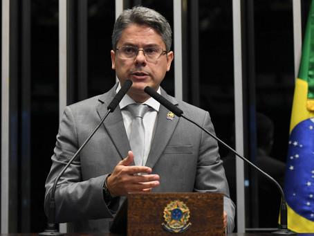 Senador Alessandro destaca necessidade do Brasil se preparar para segunda onda da Covid-19