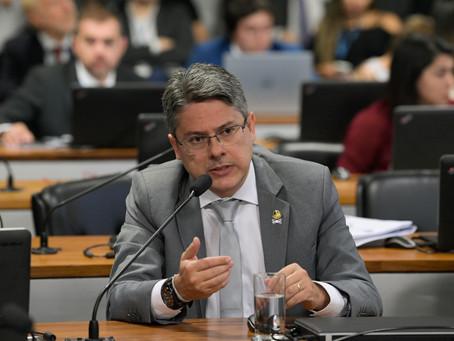 """Senador Alessandro quer impedir sabatina de indicado para o TCU: """"Não há cadastro reserva"""""""