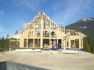 Invermere contractor framing building contracting builder custom