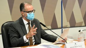 General Braga Netto convocou reunião para mudar bula da cloroquina, admite Anvisa
