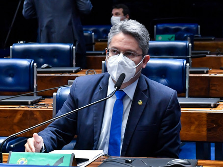 Senador Alessandro é titular da Comissão de Segurança Pública