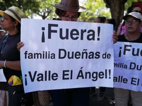 Caso Valle El Ángel: una alerta sobre la indiscriminada entrega de permisos ambientales.
