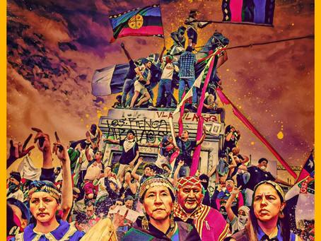 Latinoamérica de fiesta. El pueblo chileno ha ganado el plebiscito.