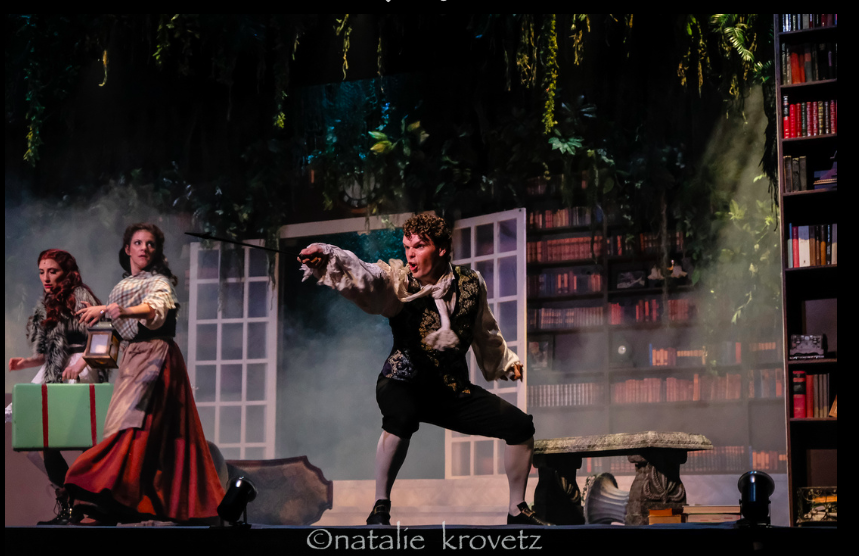 Into the Woods 2018