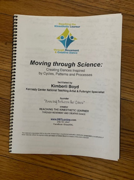 Moving Though Science Workbook