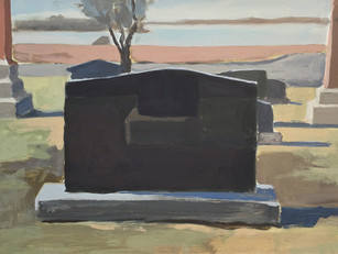 Au cimetière, 5