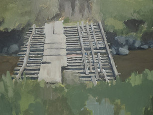 Le pont de Geneviève