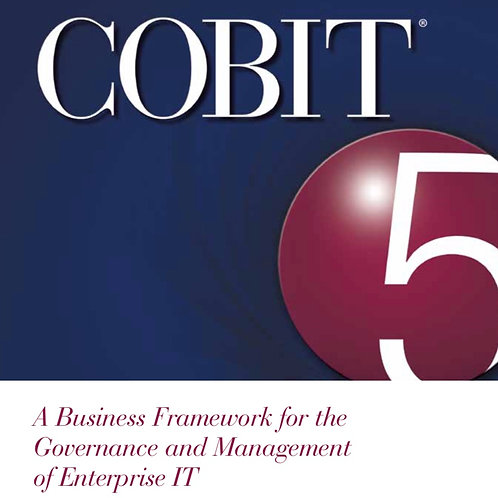 A Business Framework for the Governance and Management of Enterprise IT