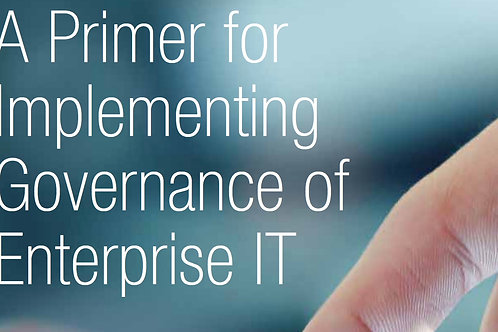 Implementing Governance of Enterprise IT