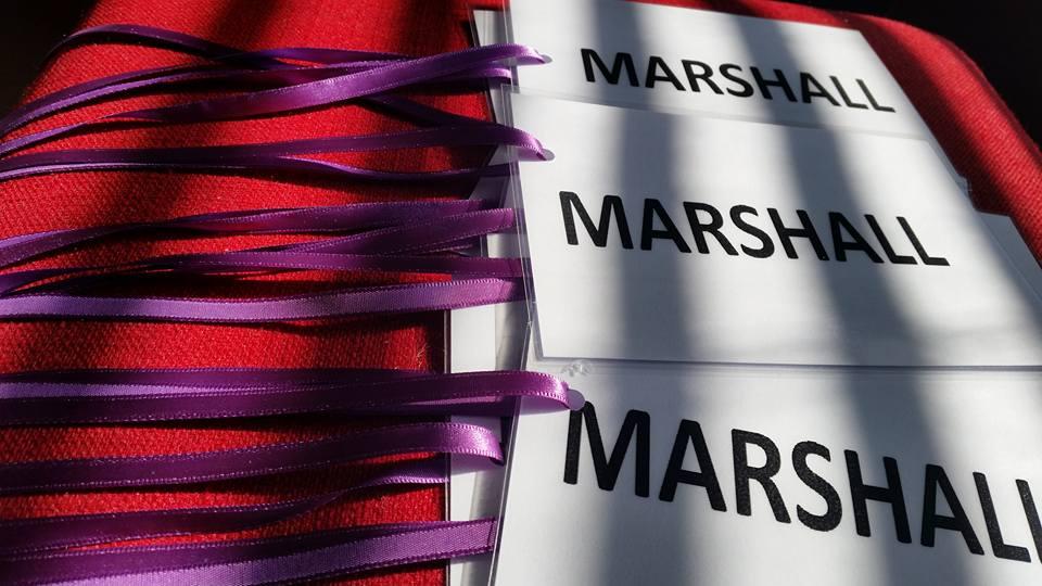 Marshal Badges