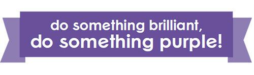 Do something brilliant