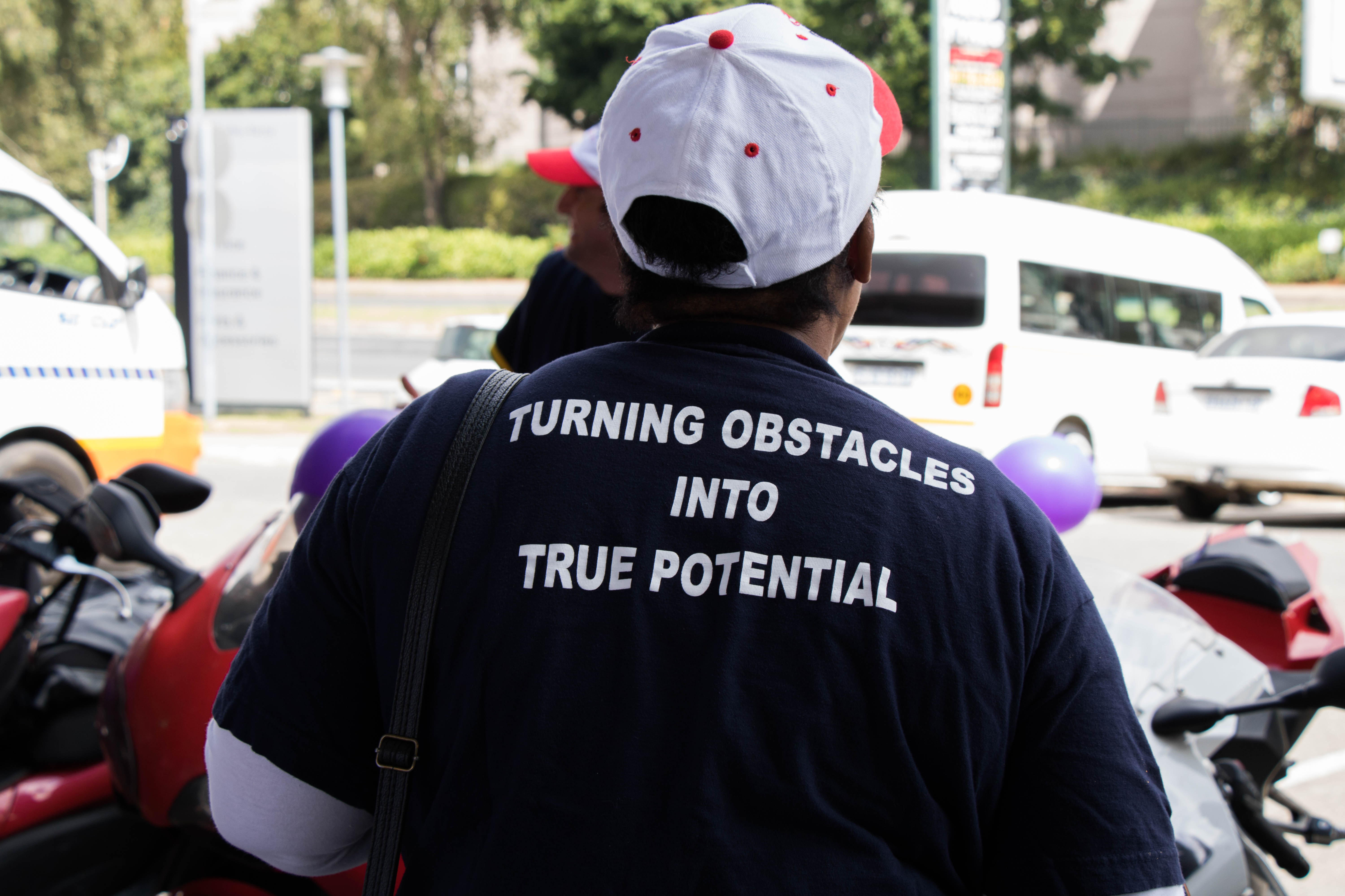turn obstacles into potential