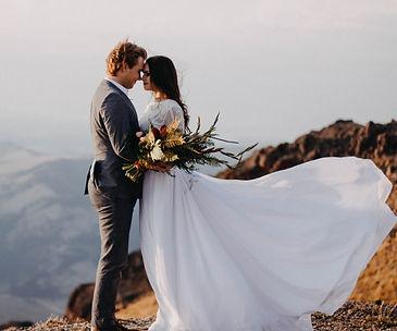 Chelsea Jessop photography Mountains natural light couples portrait nature photograph; bridals