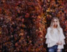 Chelsea Jessop photography Fall natural light portrait nature photograph; senior pictures