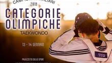 Campionati Italiani Cat. Olimpiche (partenza)