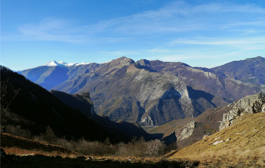 Tra le Alpi e il Mare