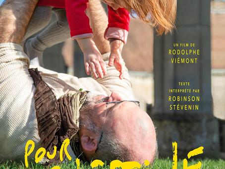 """Sortie du film de Rodolphe Viémont """"pour Ernestine"""" le 10 avril 2019 et ciné-débats dans p"""