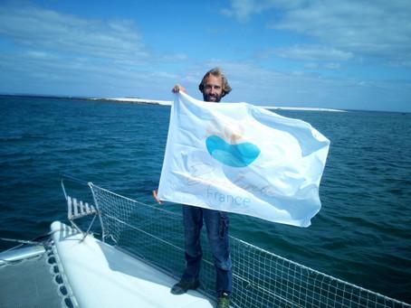 Offrons une immersion en mer sur un voilier à des personnes atteintes de bipolarité
