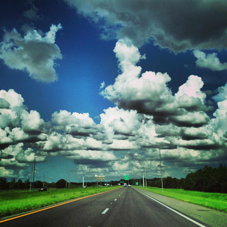 cloud road