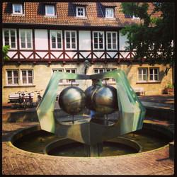 german peas