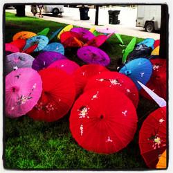 umbrella market