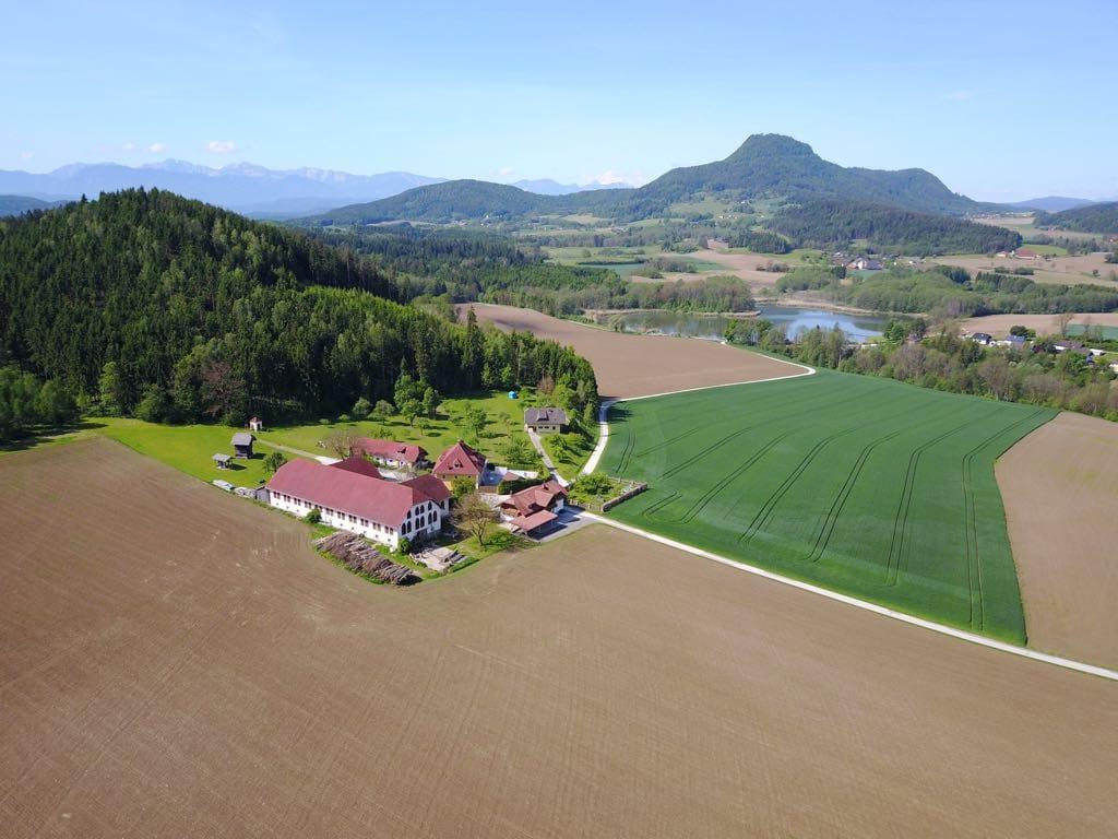 Holzer in Holz mit Ulrichsberg