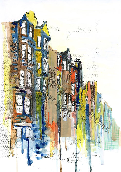 The Tenements Card