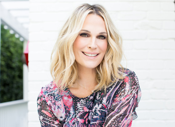 Interview With Supermodel Mom, Molly Sims
