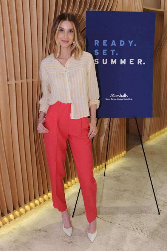 Whitney Port's Tips For Stylish Summer Fashion and Advice For Packing for the Whole Family