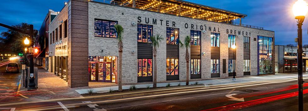 Sumter Original Brewery South Carolina