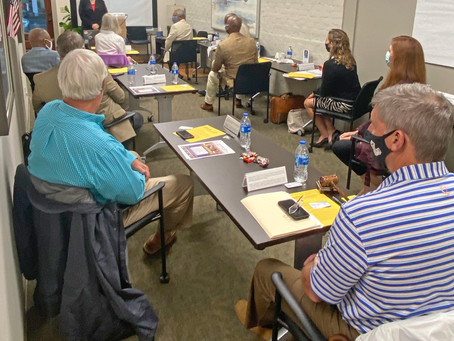 Founding Board of Directors Completes Orientation