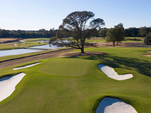 Nov. 4: Aerials from around the course